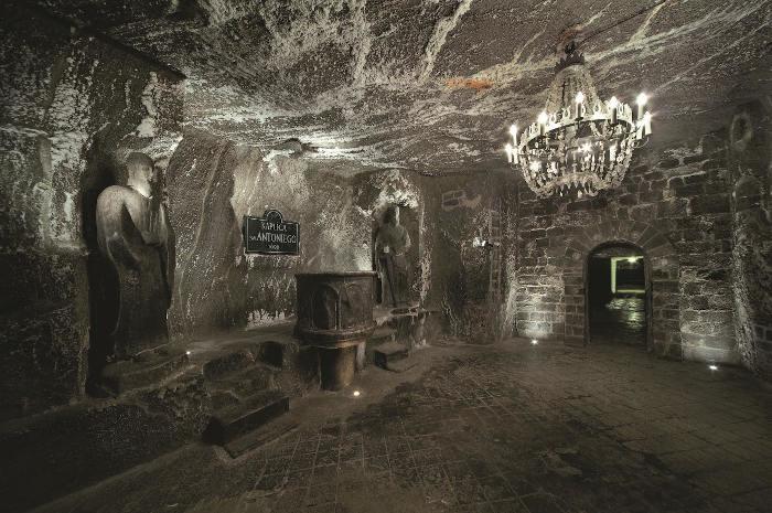 Wirtualne spacery po wielickiej kopalni