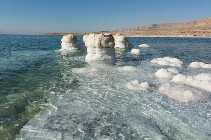 """Morze Martwe – ciekawostki, fakty i mity. Wieliczka też ma swoje """"morze""""! -  blog - Kopalnia Soli """"Wieliczka"""""""