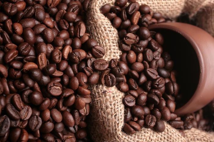 pamiątki zwakacji zagranicznych - kawa zBrazylii